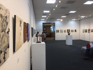 北海道 札幌 『道新ギャラリー』にて作品展開催 2019/ 7月25日〜30日
