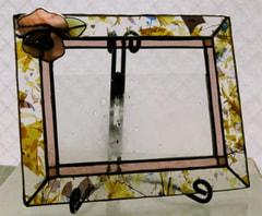 斎藤 忍さんのステンドグラス作品