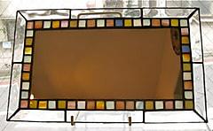 木村真智子さんのステンドグラス作品