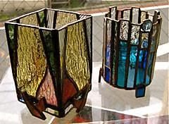 古川真弓さんのステンドグラス作品