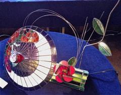 『ガラス工房ジーラソーレ作品展』出展作品