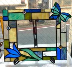平松 千賀子さんのステンドグラス作品