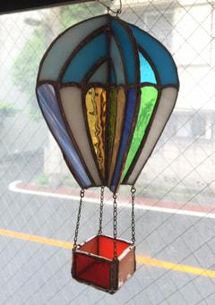 カワイイ 気球が出来ました